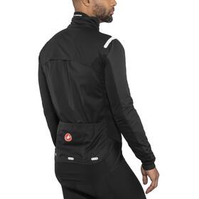 Castelli Alpha Ros Jacket Men light black/black